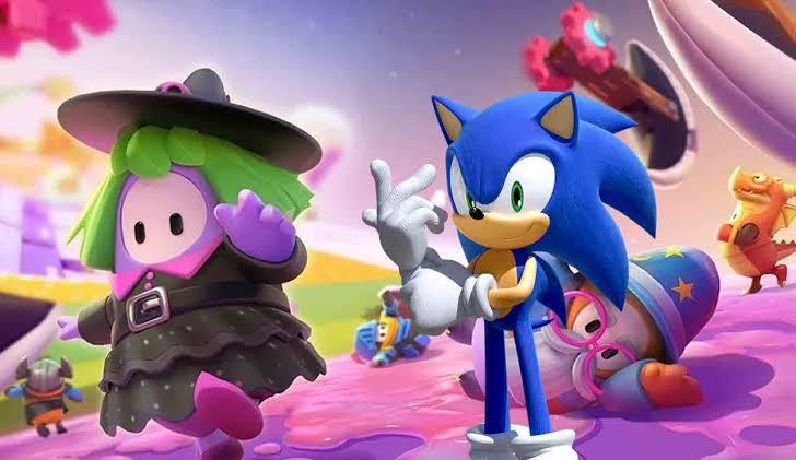 Sonic the Hedgehog, Fall Guys