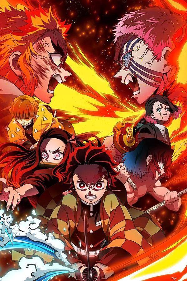Demon Slayer - Kimetsu no Yaiba: Mugen Train