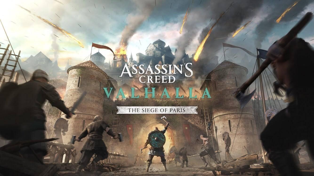 Assassin's Creed Valhalla - El Asedio de Paris
