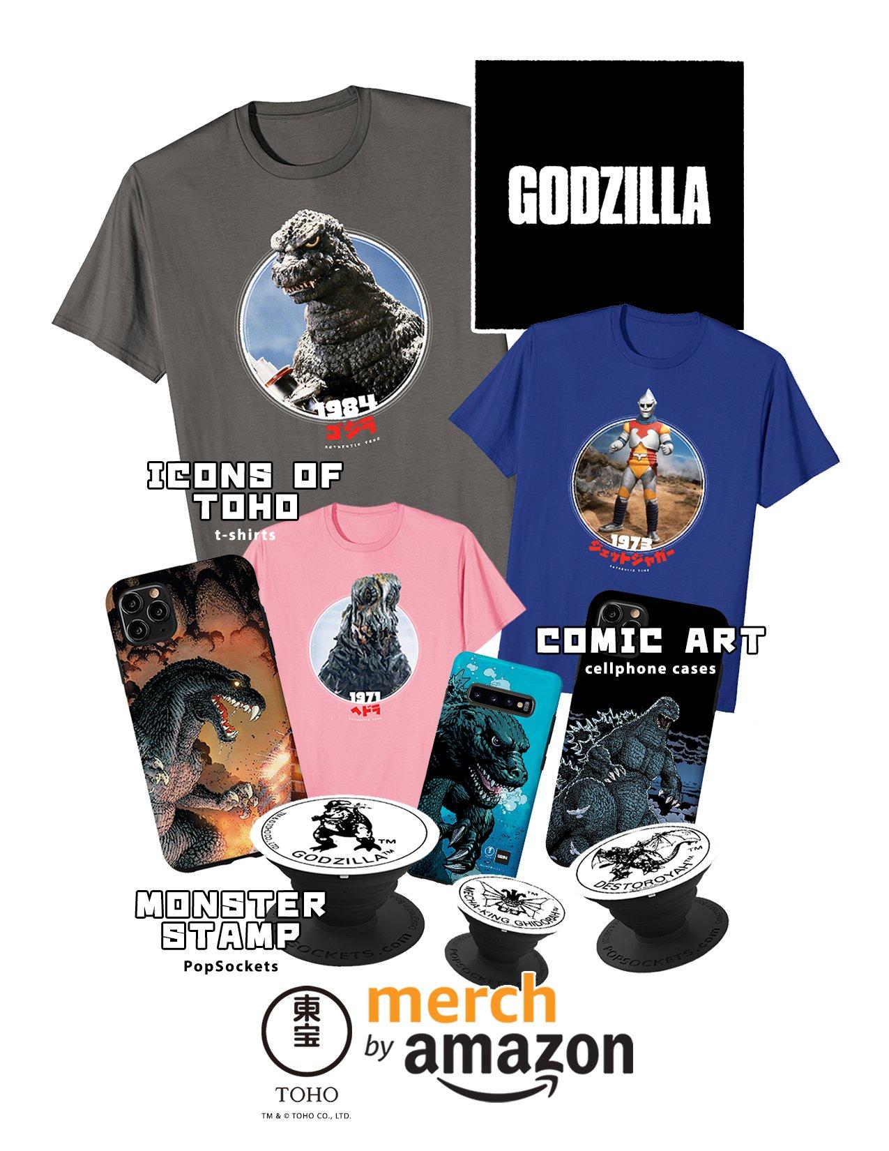 Godzilla, Amazon