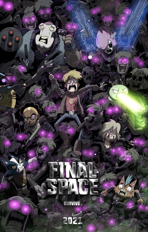 Final Space, Netflix
