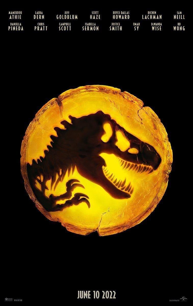 Jurassic World: Dominion se retrasa para 2022 2