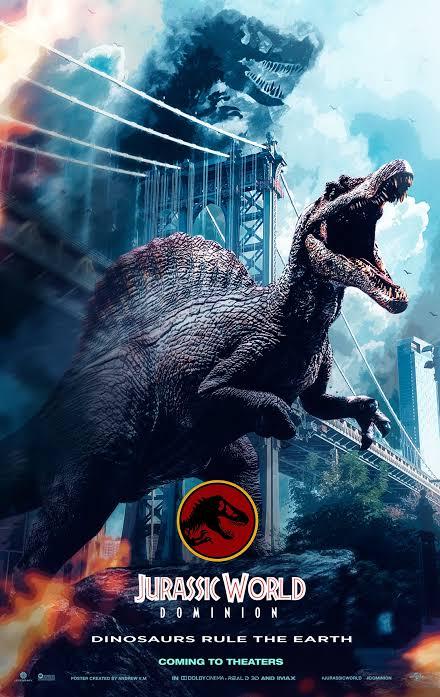 Jurassic World: Dominion se retrasa para 2022 1