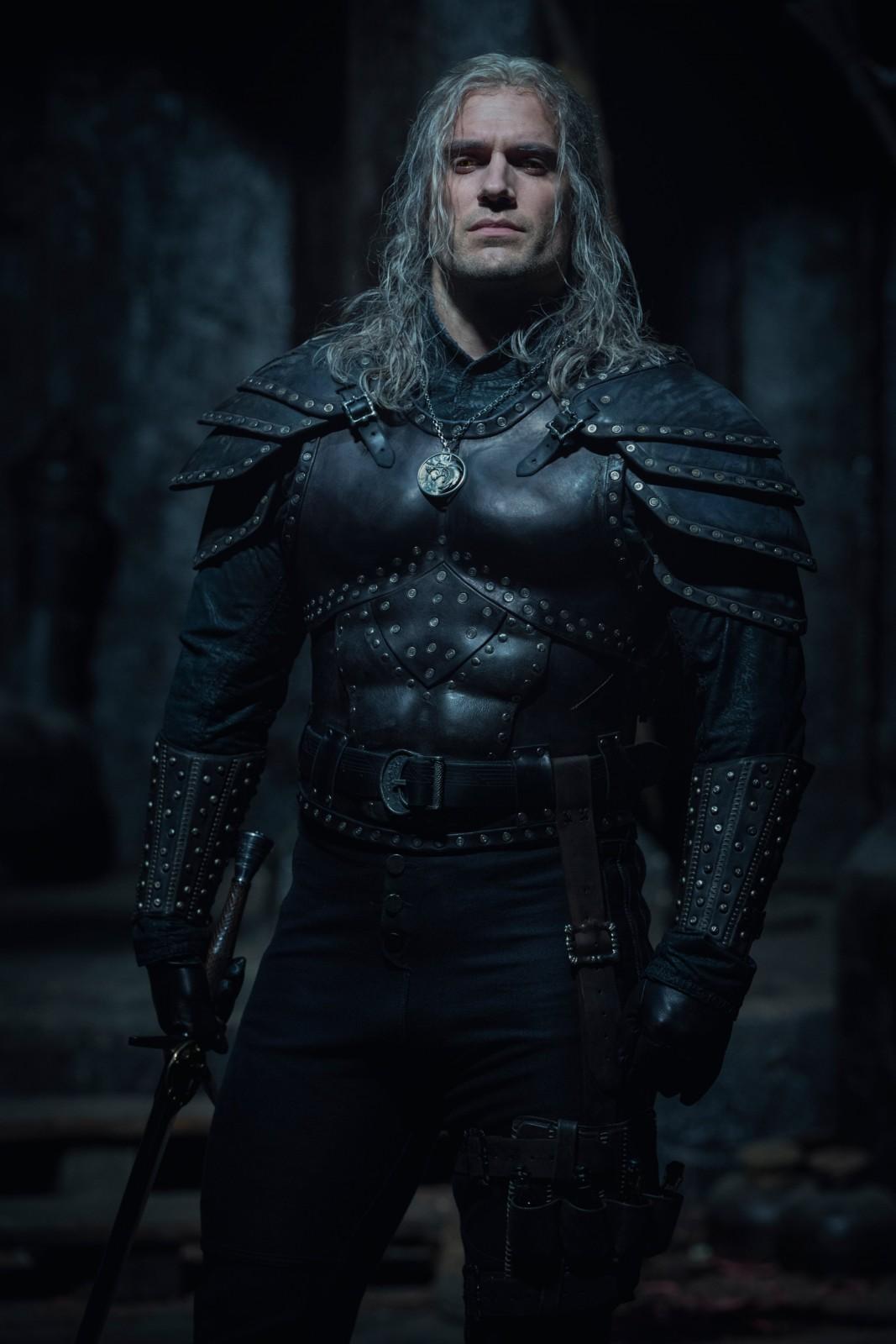 Netflix, The Witcher, Henry Cavill