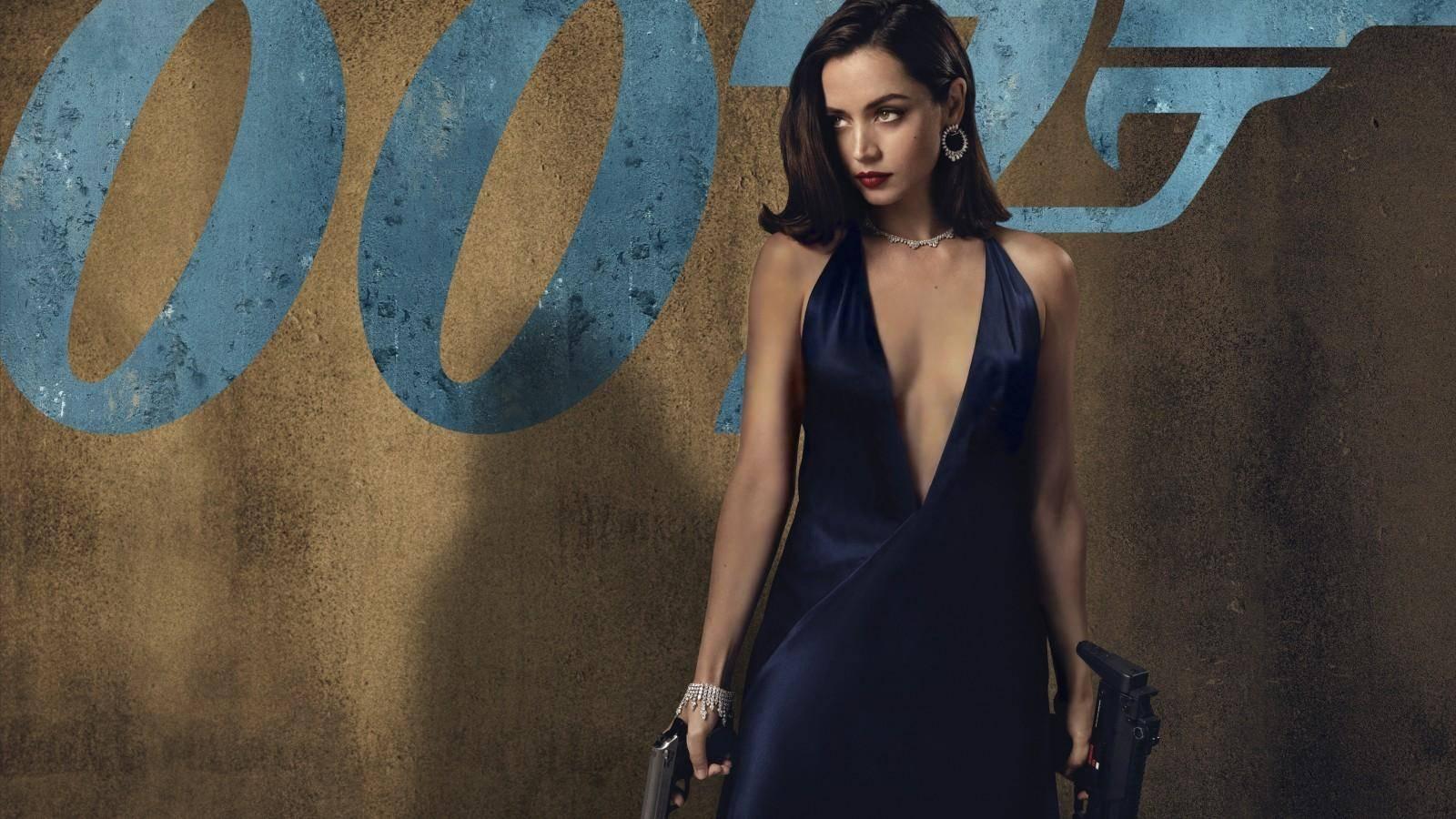 Ana de Armas, No time to die, James Bond