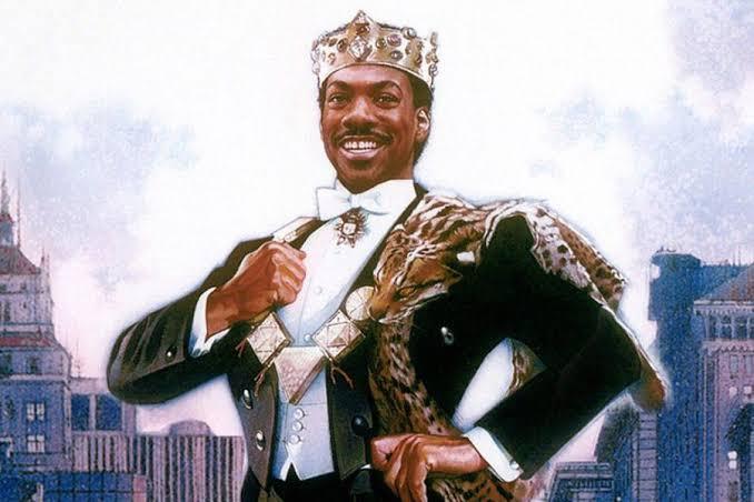 Un príncipe en Nueva York, coming to America