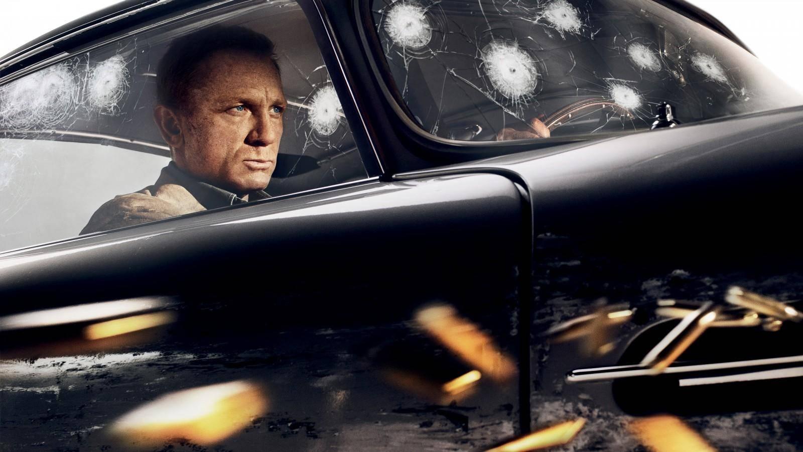 Daniel Craig, No time to die, James Bond, MGM