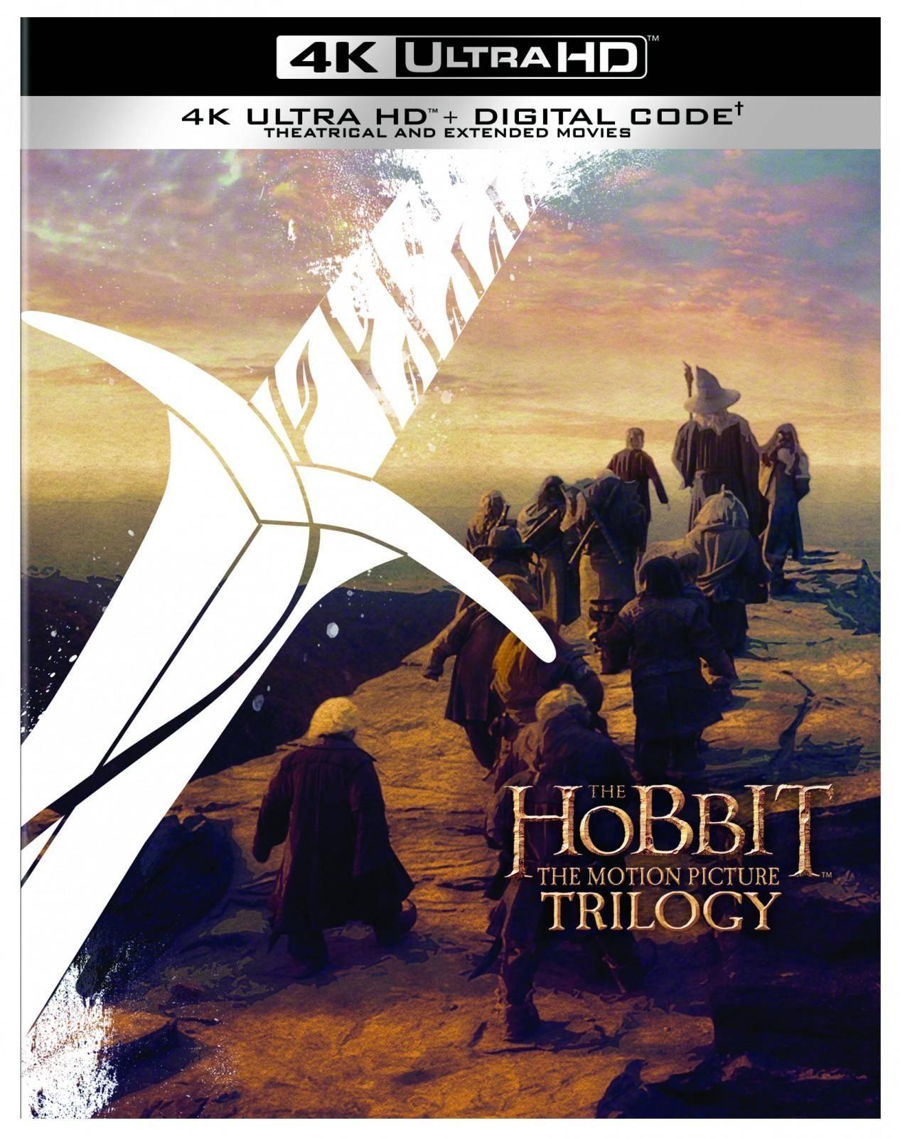 The Lord of the Rings, El Señor de los Anillos, The Hobbit