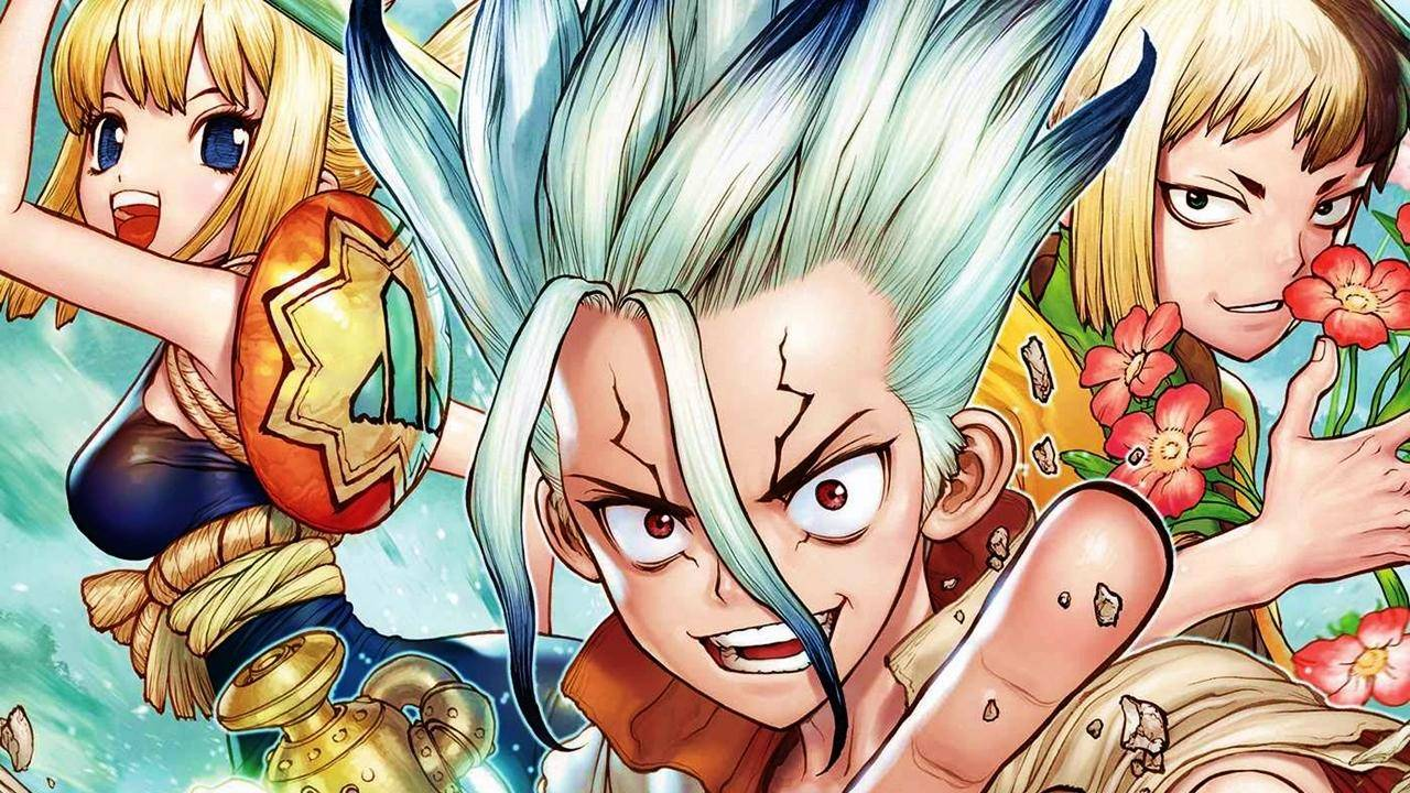 drstone snickers