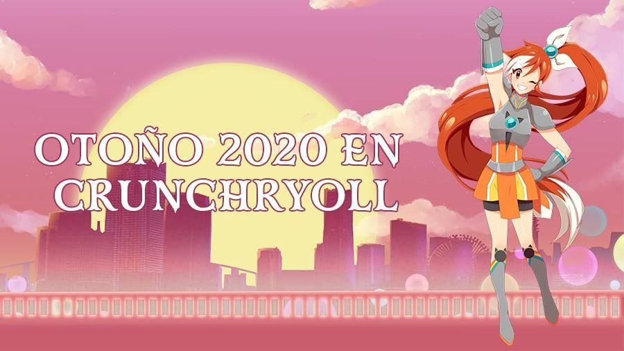 Otoño Crunchyroll
