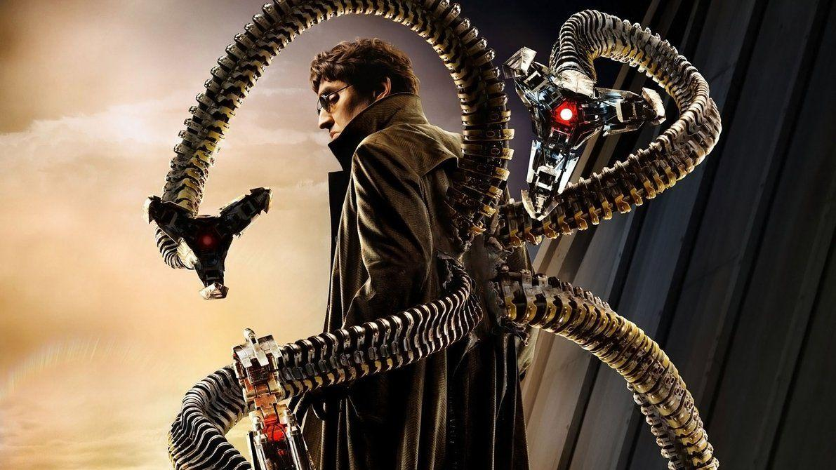 Alfred Molina, Doctor Octopus, Spider-Man