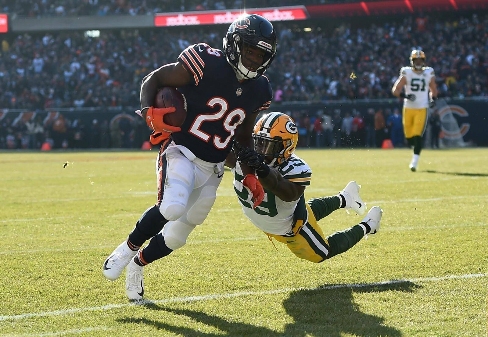 NFL Bears vs Packers