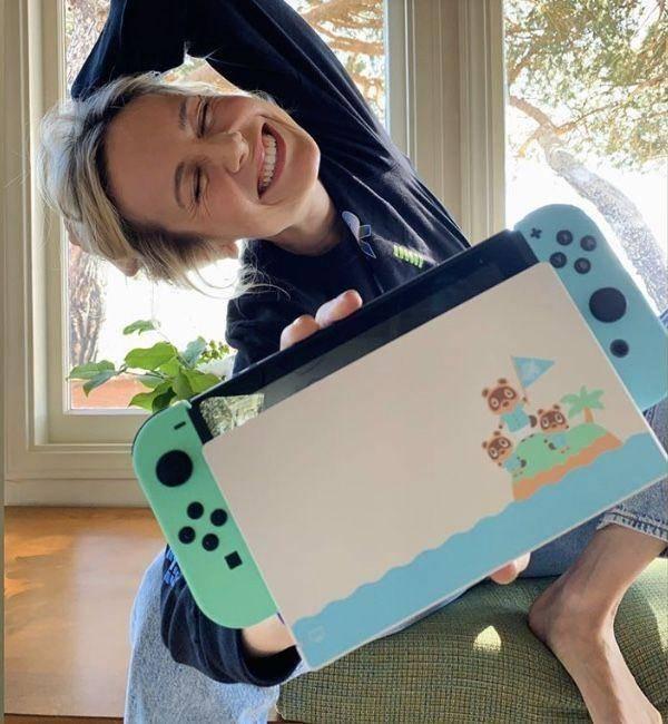 Animal Crossing Brie Larson