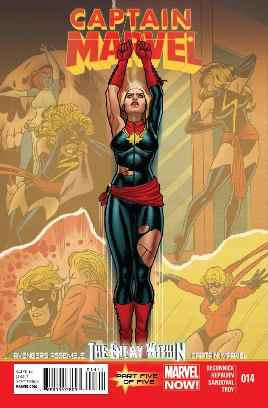 Captain Marvel #14