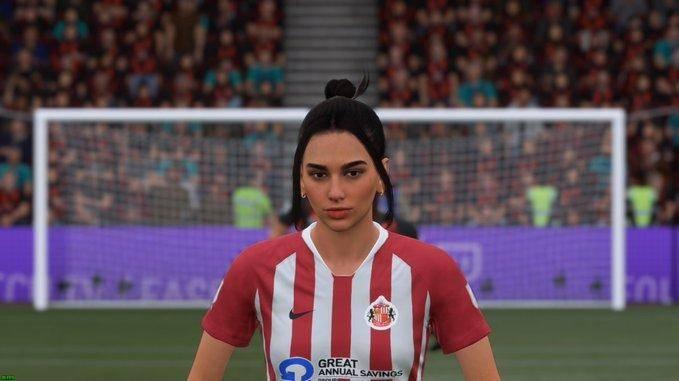 Dua Lipa (FIFA 21)