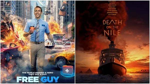 Disney: Free Guy & Death On The Nile