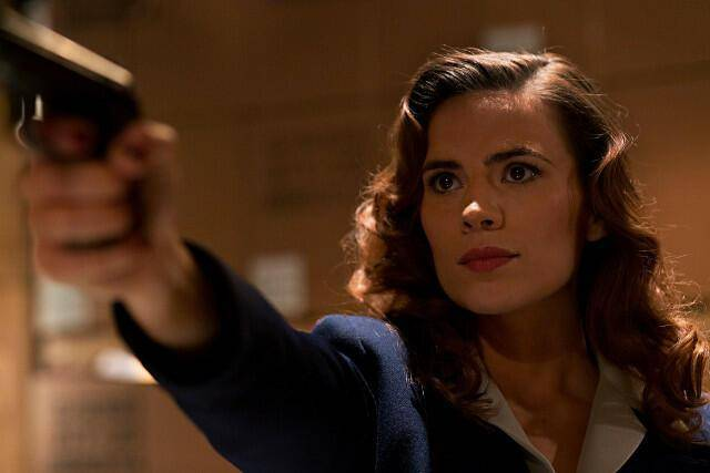 Hayley Atwell (Agente Carter)