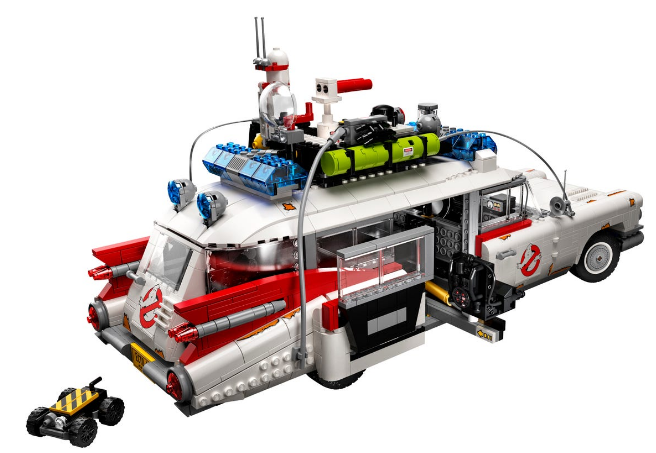 Ghostbusters, Afterlife, LEGO, Ecto 1