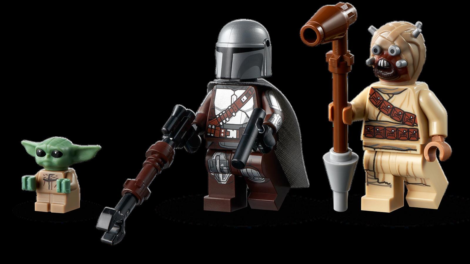 LEGO Star Wars: The Mandalorian, Trouble on Tatooine