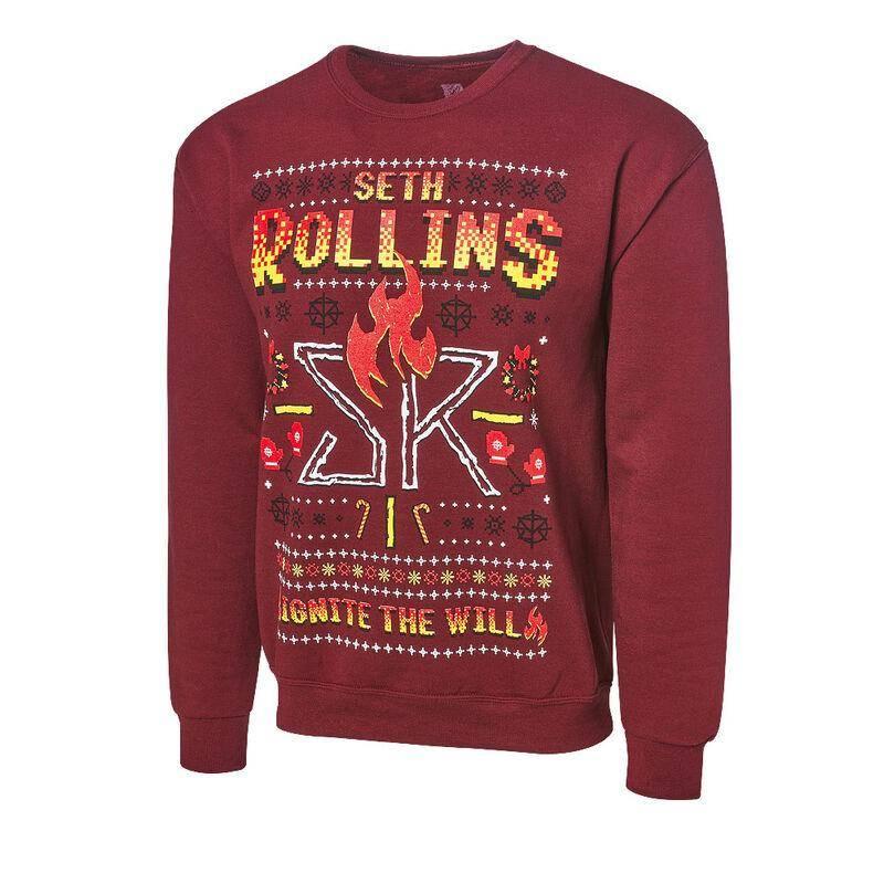 WWE Ugly Sweater