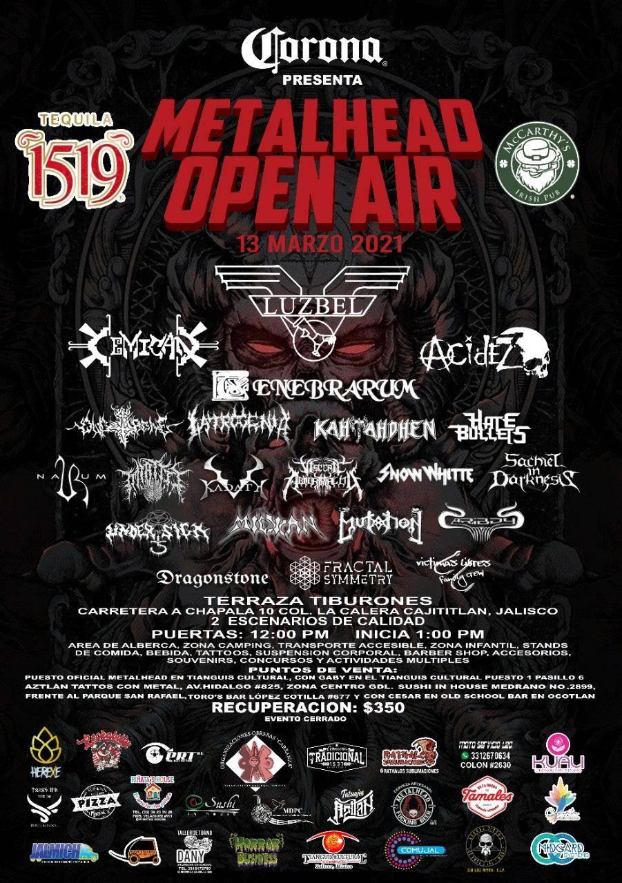 Metalhead Open Air 2021