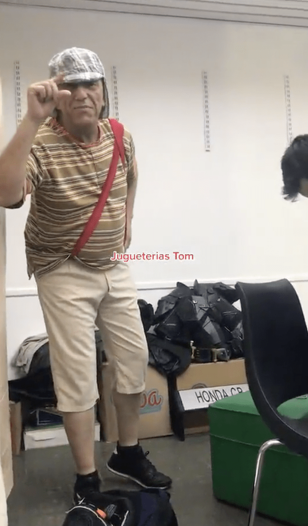 Phil Gonzáles Chavo del 8