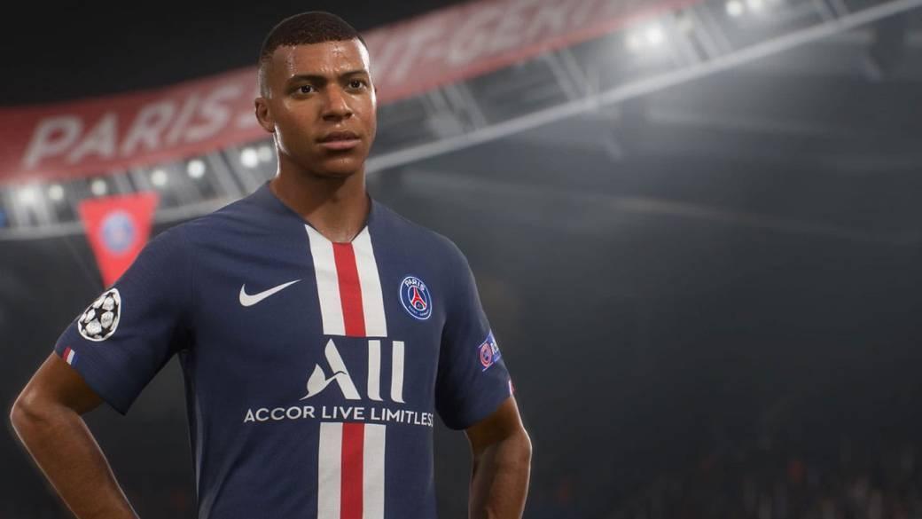 Lanzamiento de FIFA 21 en la nueva generación de consolas 1