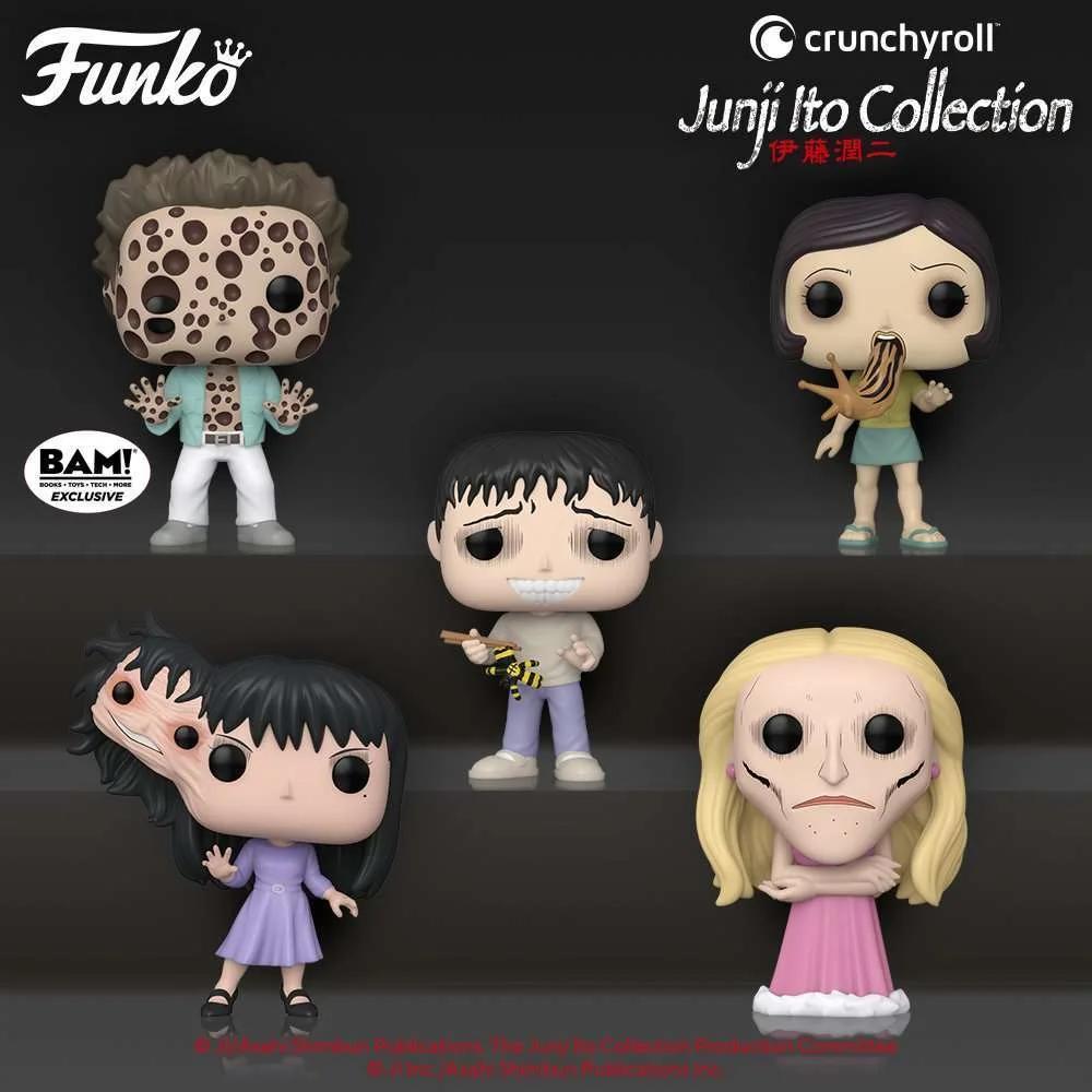 Junji Ito Funko Pop