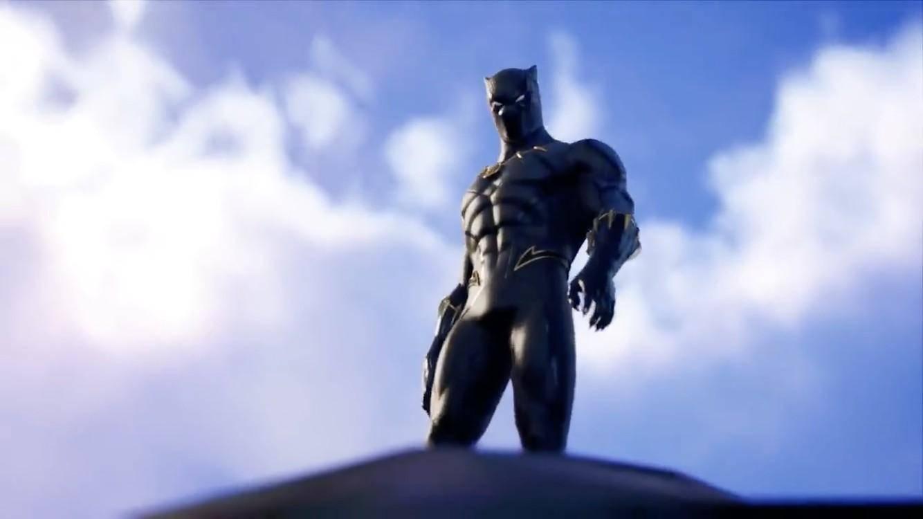 Fortnite, Black panther