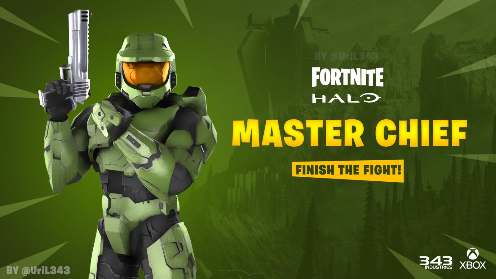 Rumor: Master Chief llegará a Fortnite 1