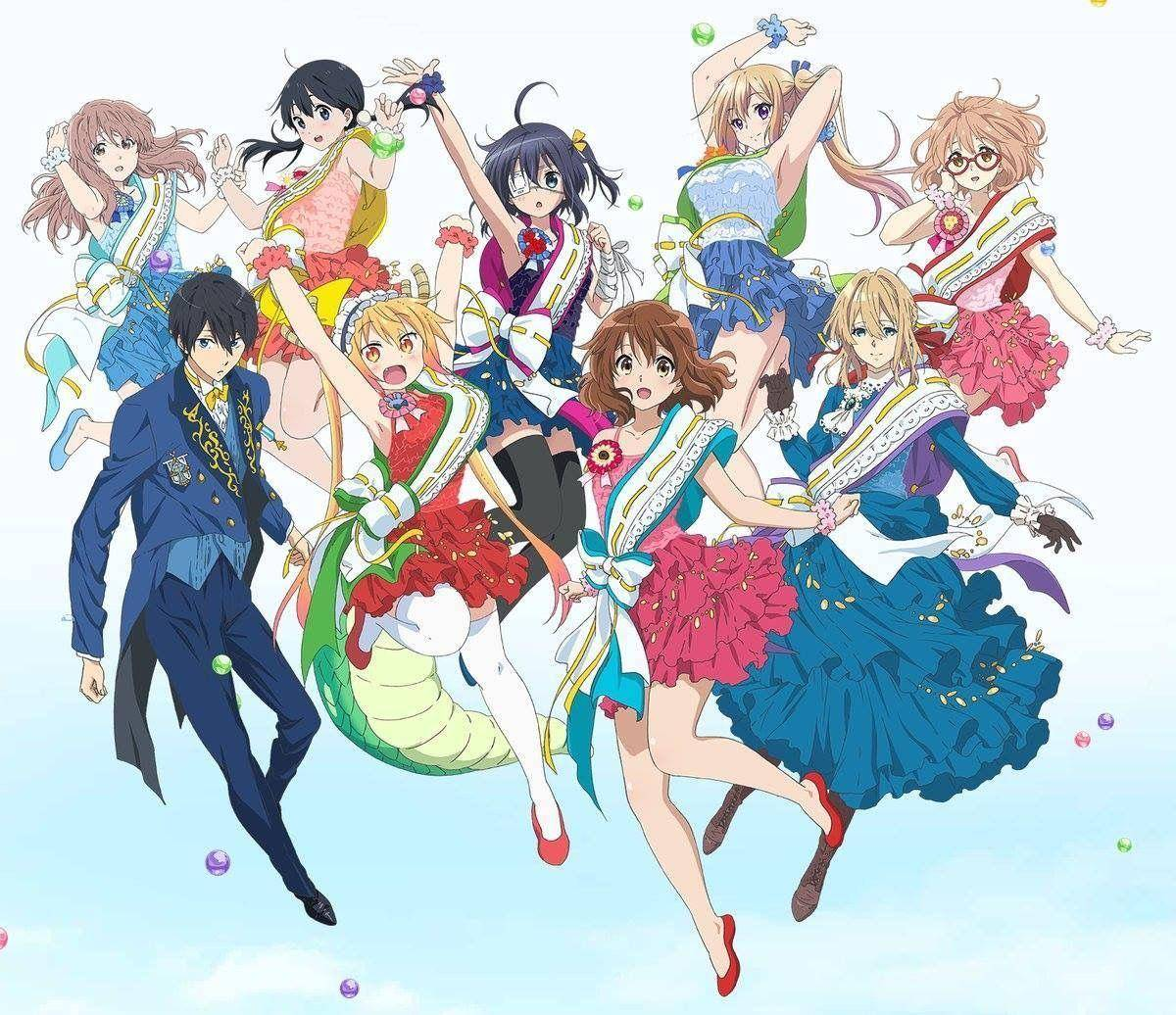 Kyoto Animation Animes
