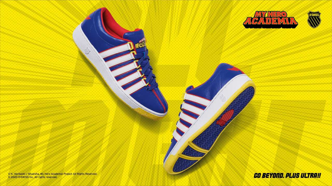 My Hero Academia K-Swiss