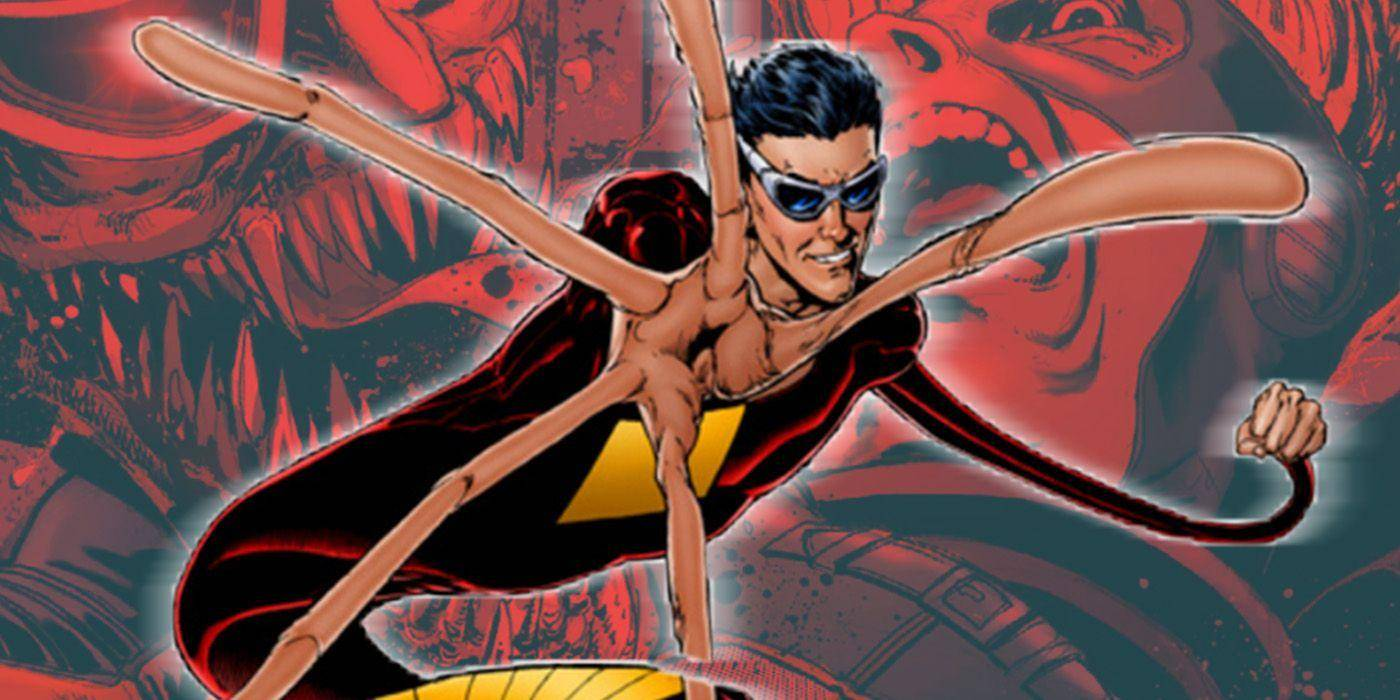 DC Comics, Plastic Man 2