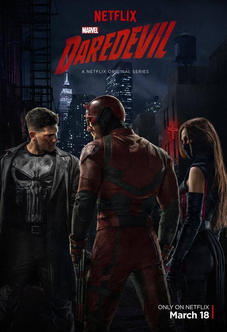 Daredevil spider-man 3