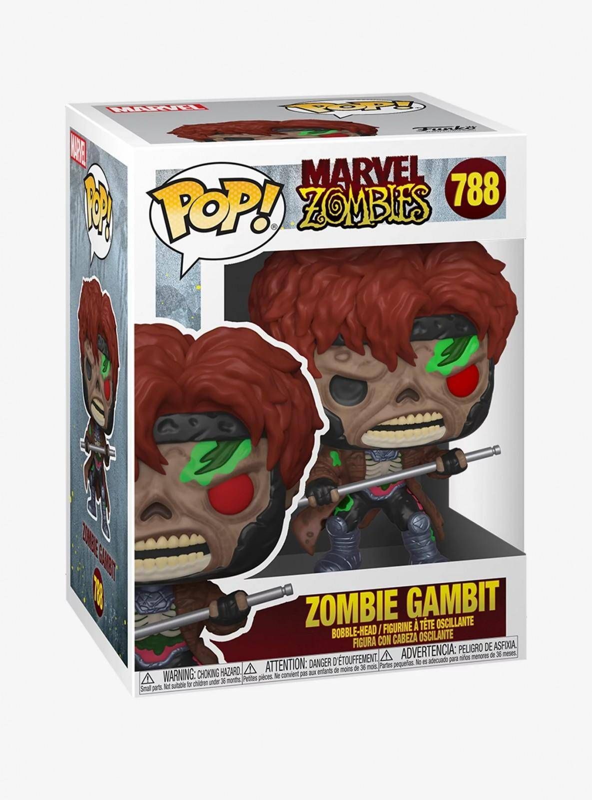 Marvel Zombie Gambit Funko Pop
