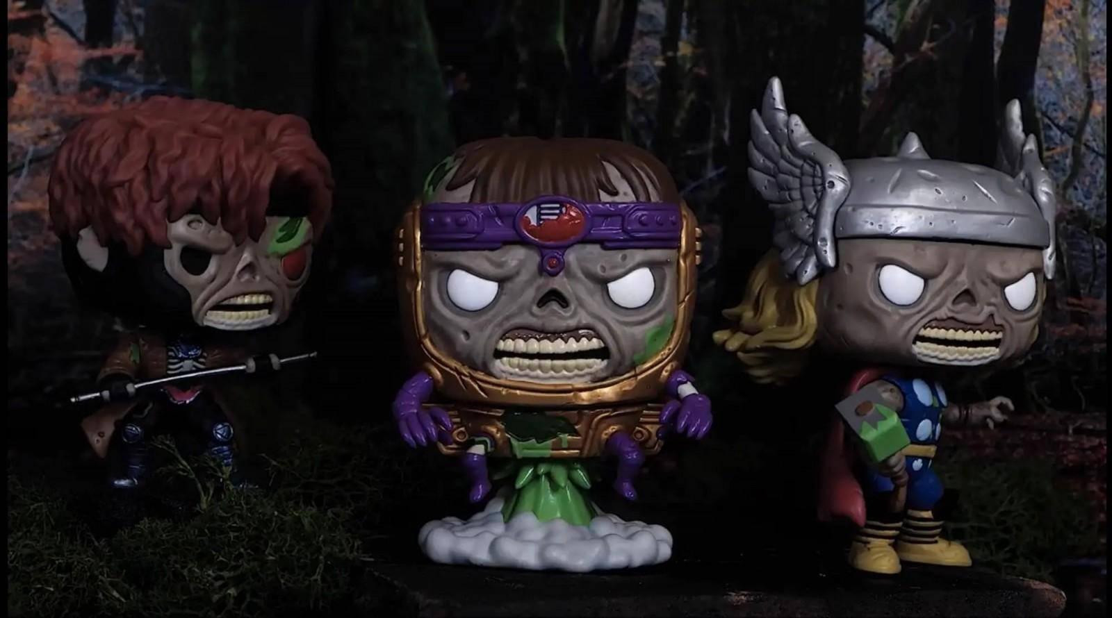 Marvel Zombies Funko Pop