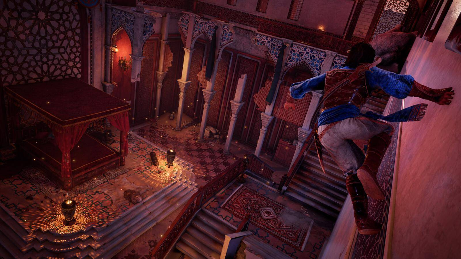 Prince of Persia The Sands of Time remake