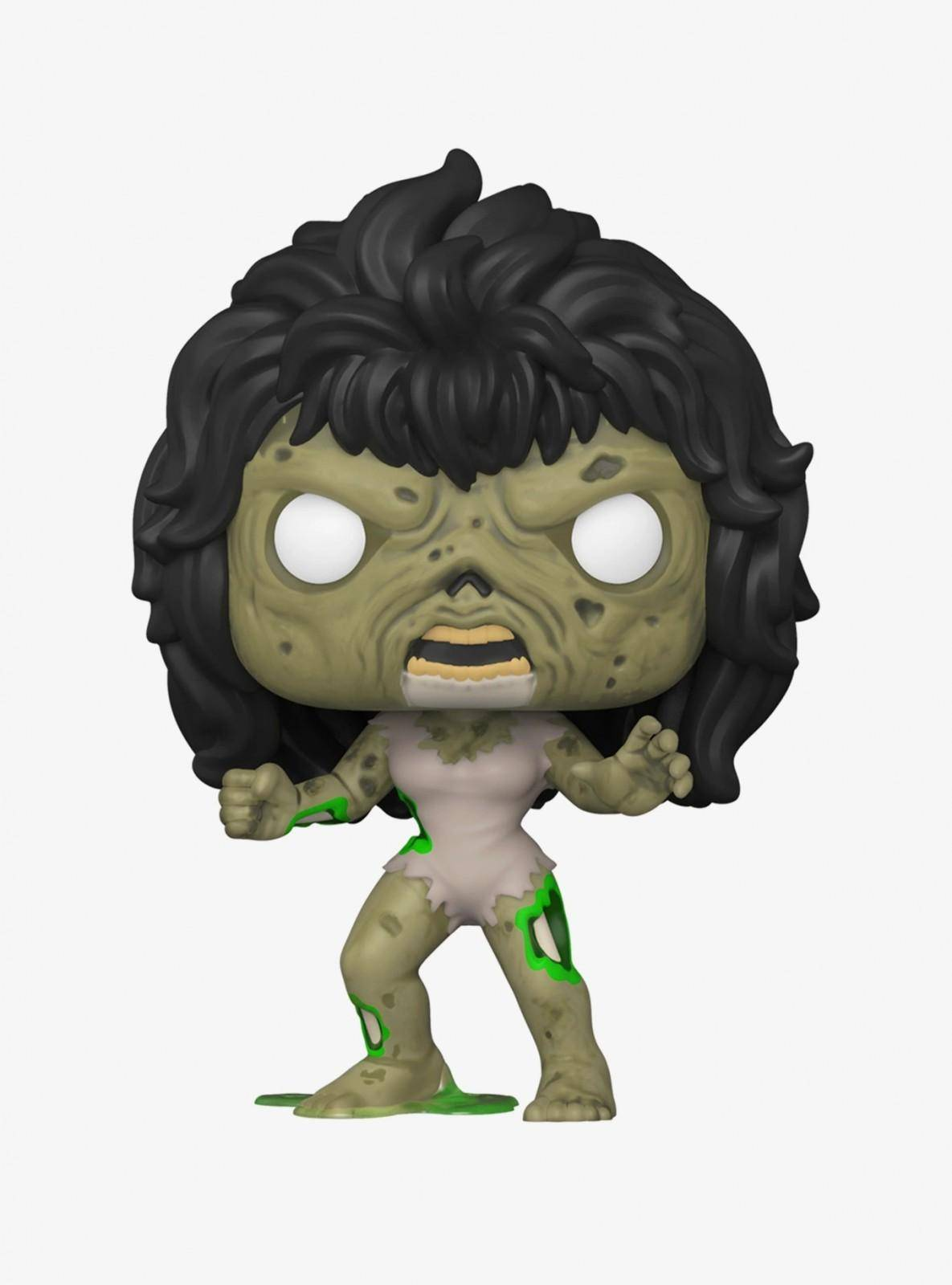 Marvel Zombie She-Hulk Funko Pop
