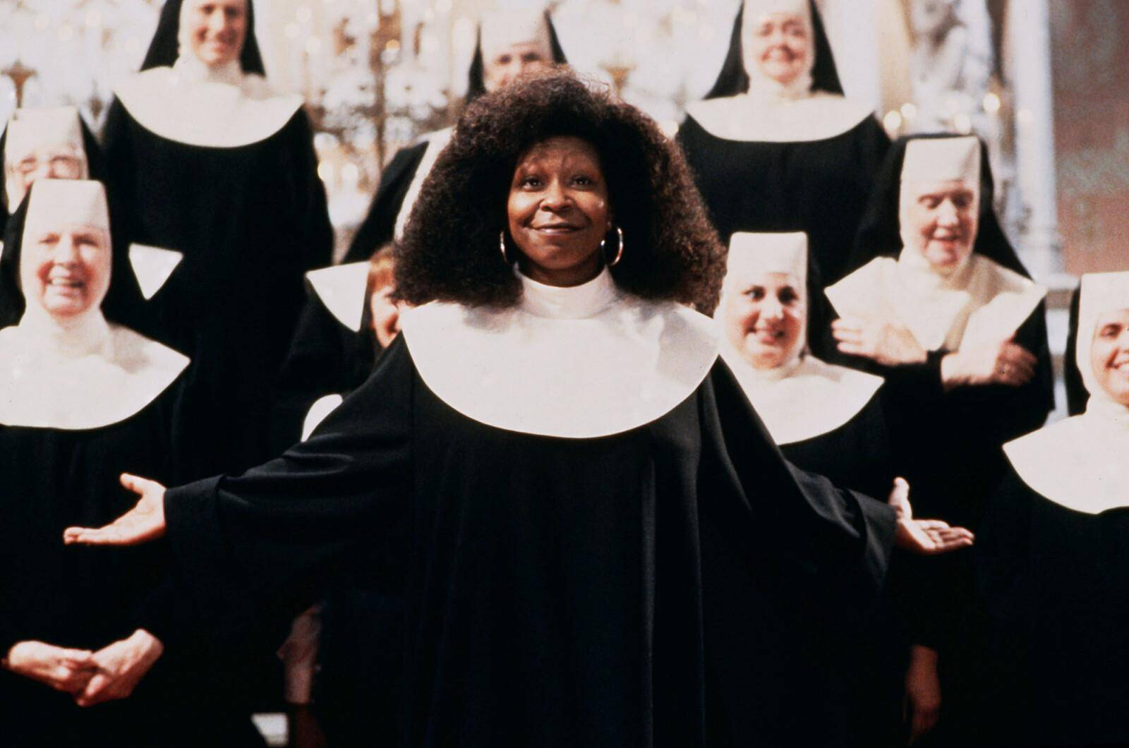 Whoopie Goldberg Sister Act