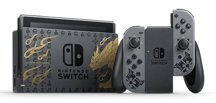 Monster Hunter Rise tendrá una Edición Especial de Switch 1