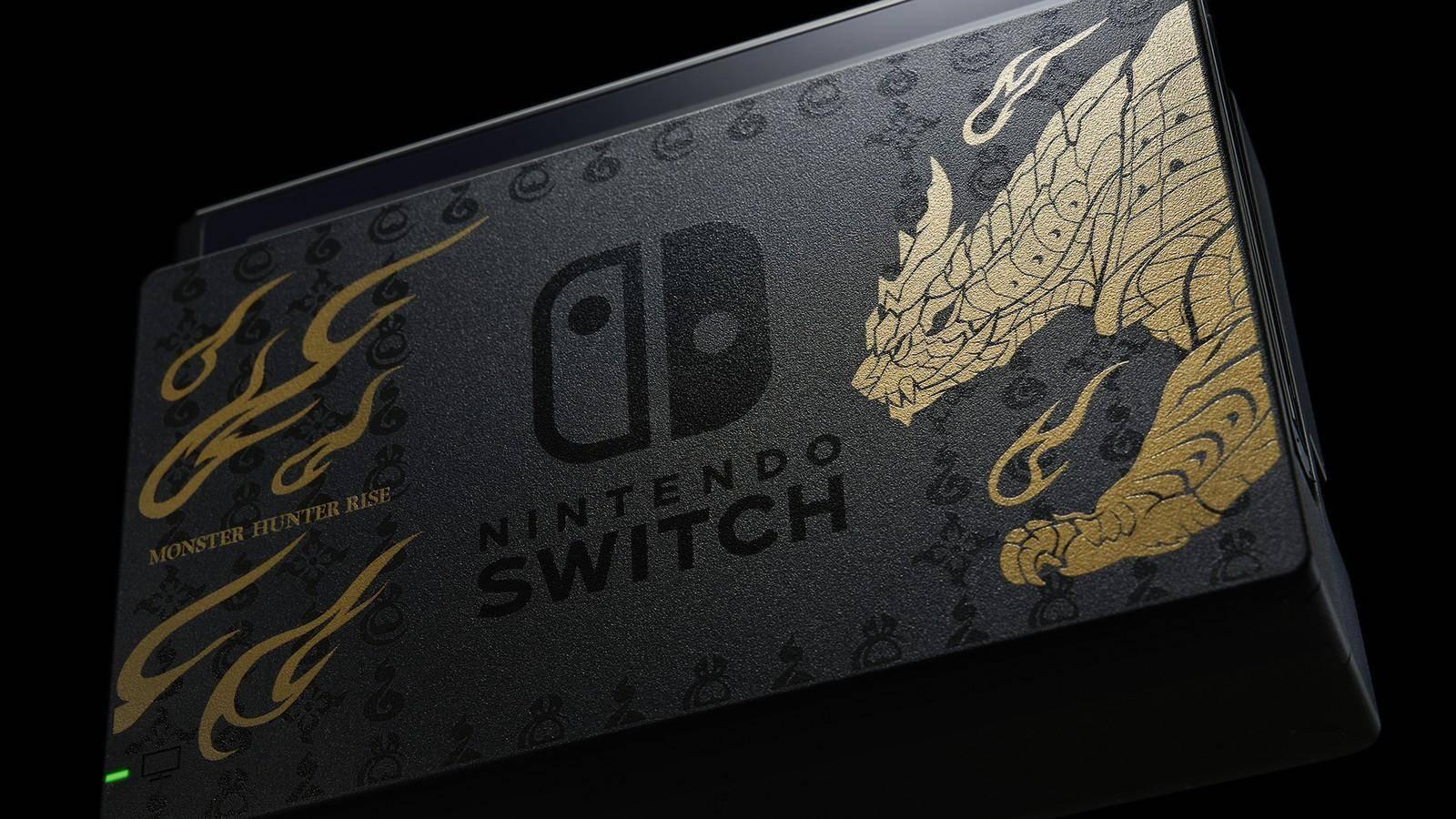 Monster Hunter Rise tendrá una Edición Especial de Switch 4