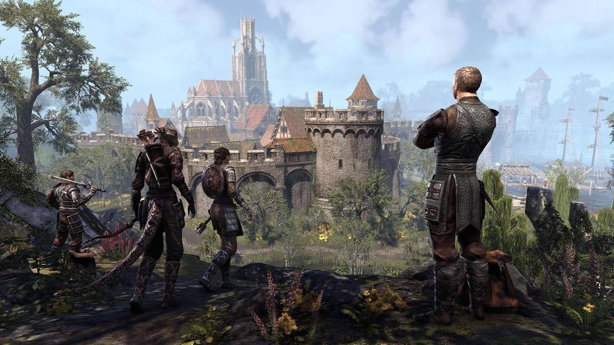 "The Elder Scrolls Online presenta ""Gates of Oblivion"" 1"