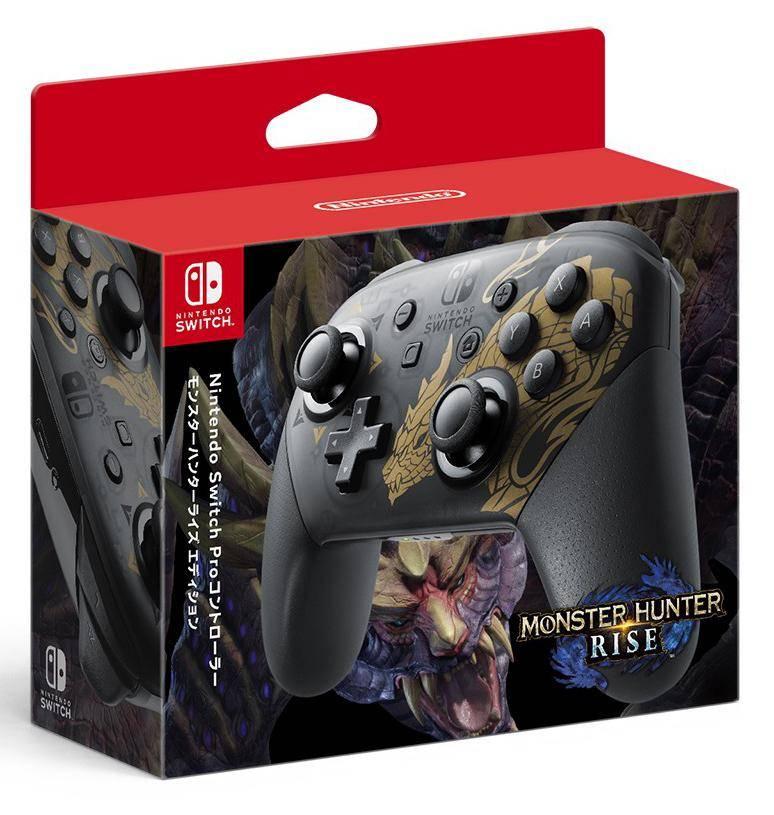 Monster Hunter Rise tendrá una Edición Especial de Switch 7