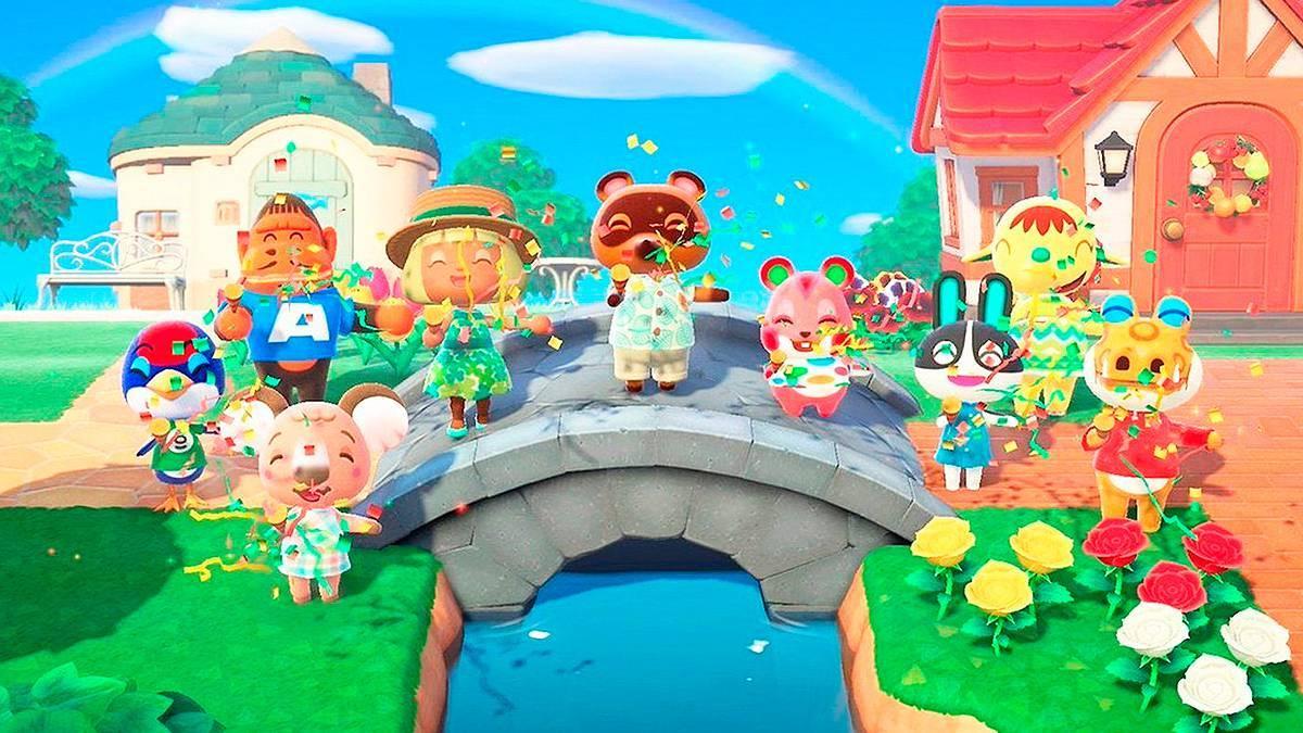 Animal Crossing: Se conocen en el juego y ahora planean boda