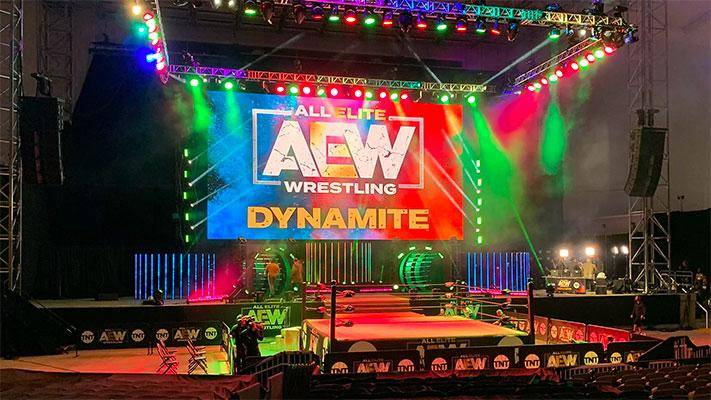 AEW Daily's Place