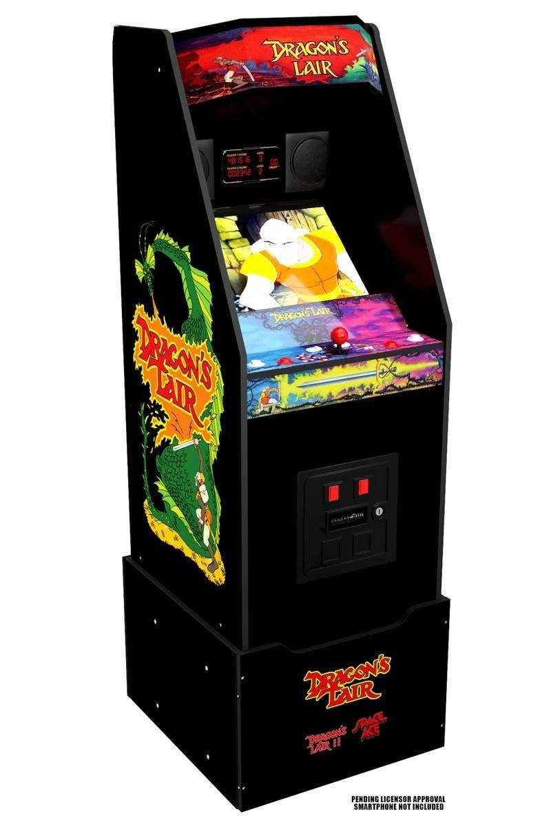 Arcade1Up: Dragon's Lair
