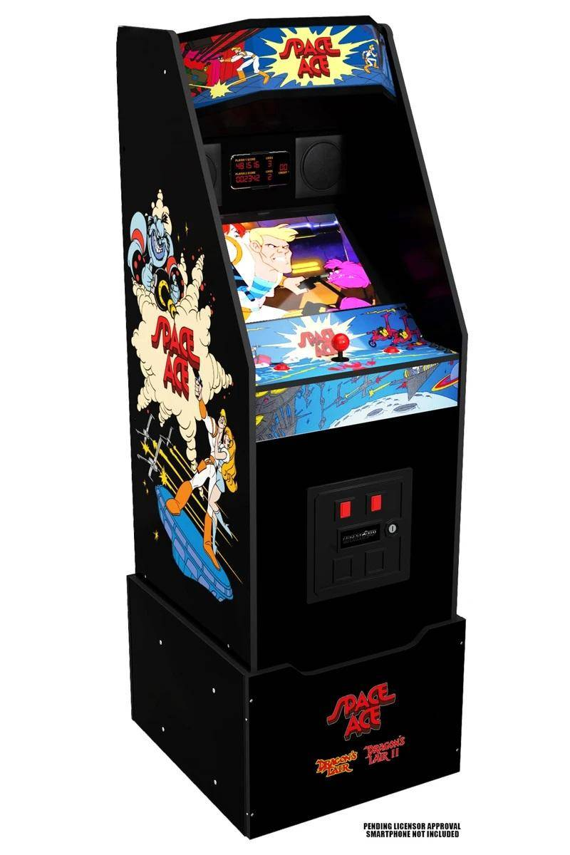 Arcade1Up: Space Ace