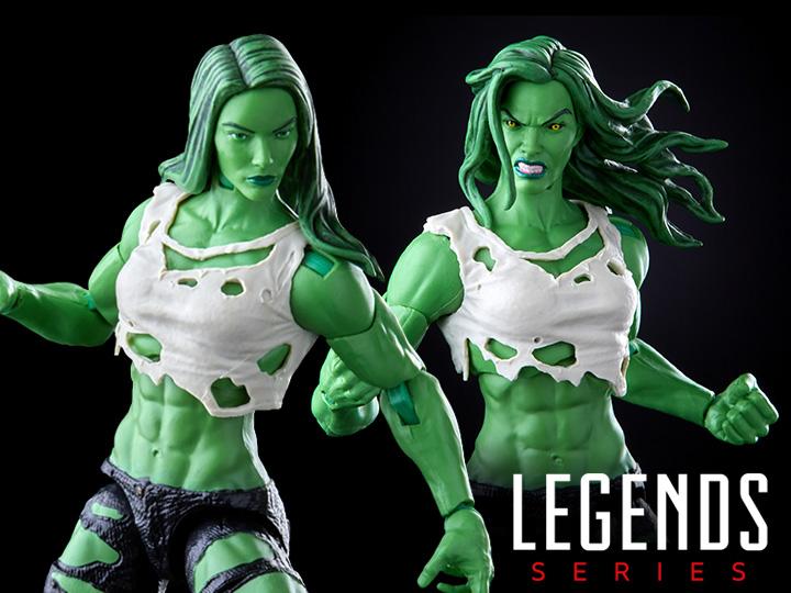 SheHulk Marvel Legends Series