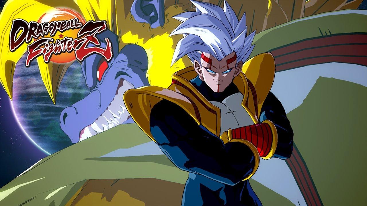 Dragon Ball FighterZ: Al descubierto todos los movimientos de Super Baby 2