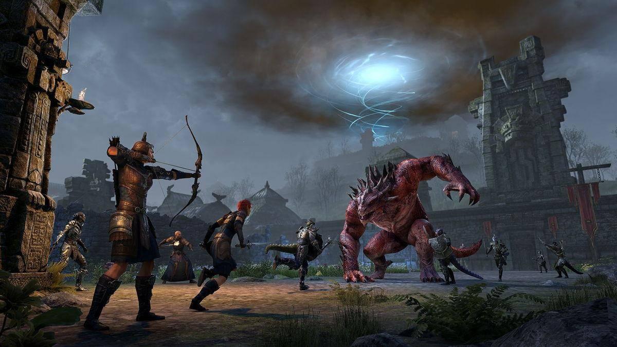 "The Elder Scrolls Online presenta ""Gates of Oblivion"" 3"